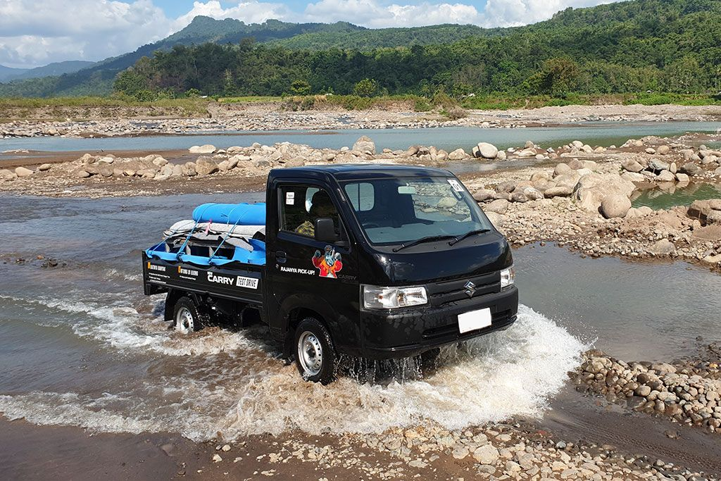 Suzuki Carry Pick-Up