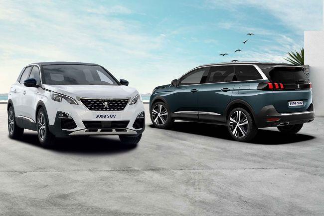 Peugeot 3008 dan 5008
