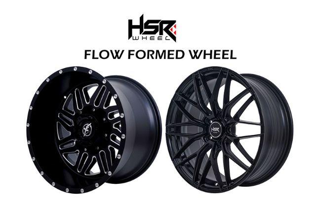 HSR Flow Formed Wheel