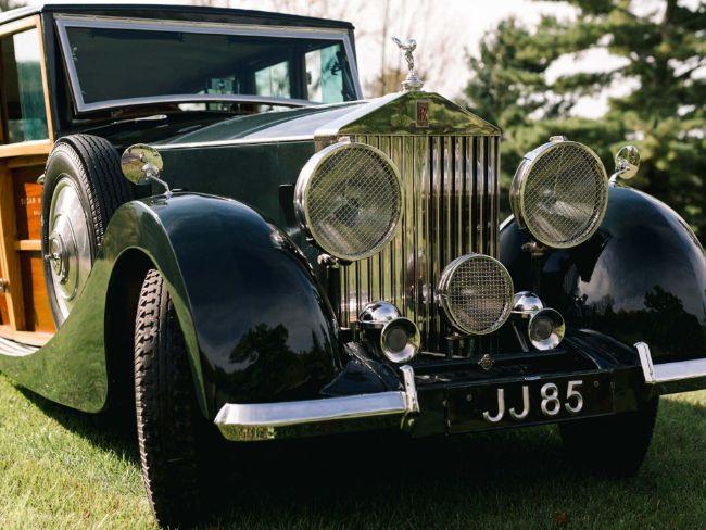 Rolls-Royce Shooting Brake 1933