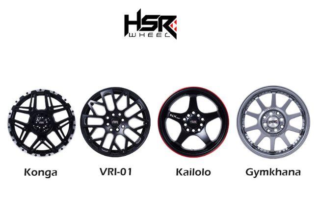 HSR Wheel