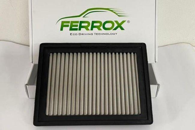 Ferrox filter udara