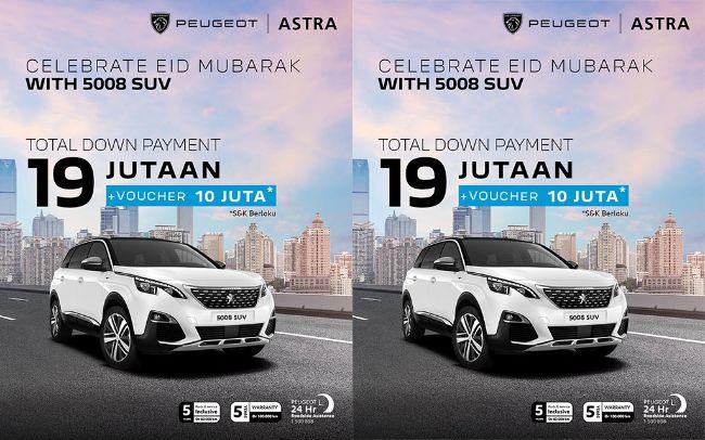 Peugeot Promo Mei