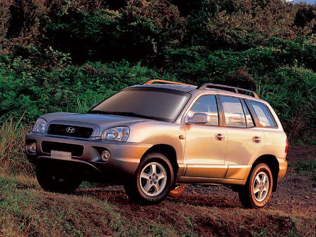 Hyundai Santa Fe 2000 - 2004