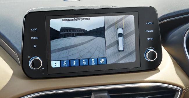 fitur keselamatan Hyundai New Santa Fe