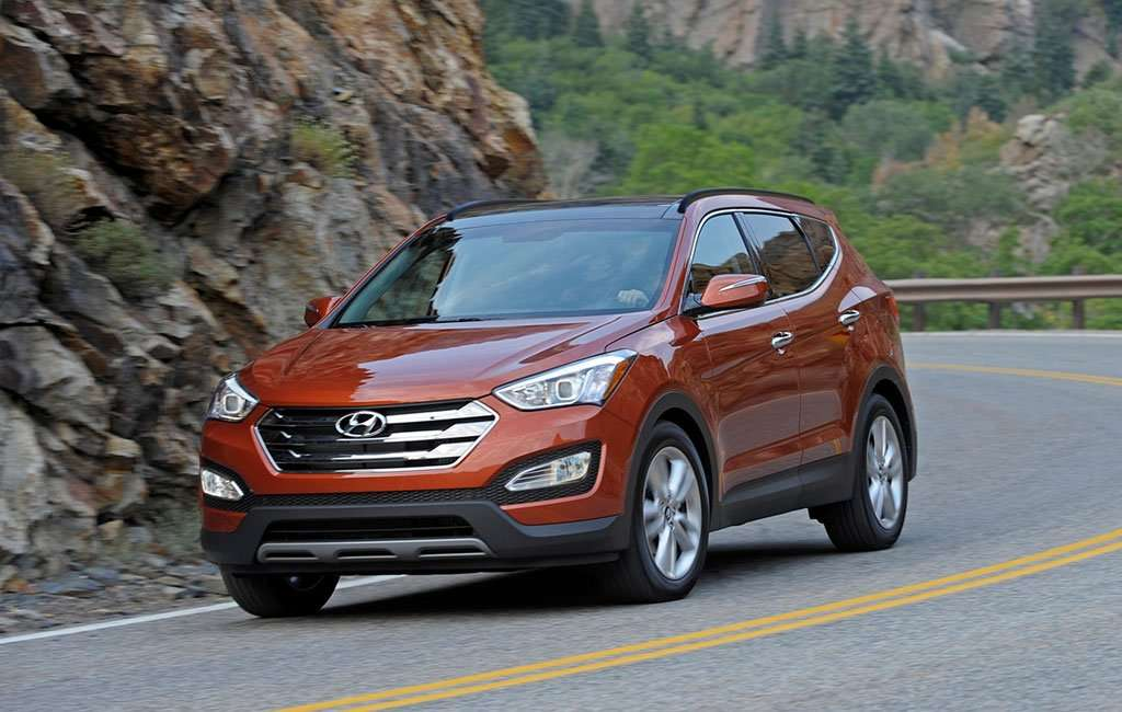 Segudang Keunggulan Hyundai Santa Fe Sport 2.4L