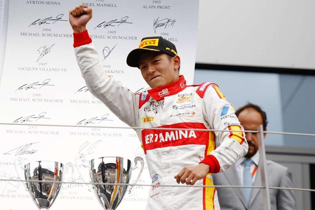 Rio Haryanto Yakin Naik Podium di GP2 Series Inggris