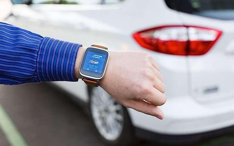 Ford Smartwatch App untuk EV dan Plug-In Hybrid