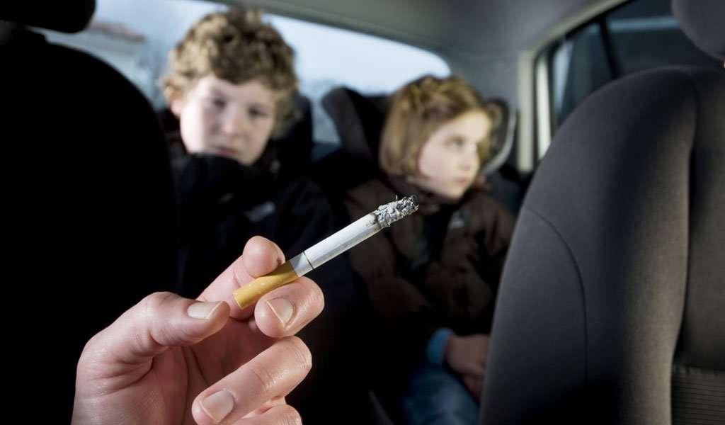 Merokok di Mobil dengan Anak-anak Dilarang di Inggris