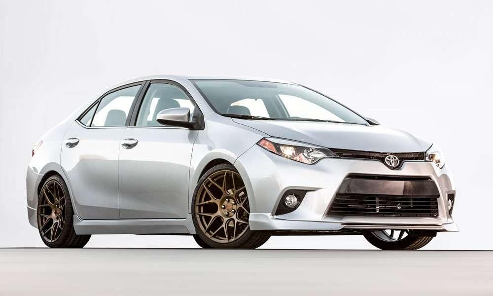 Toyota Perkenalkan Paket TRD untuk Camry dan Corolla