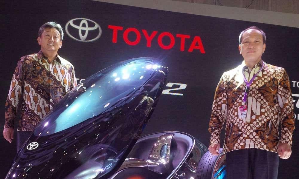 Henry Tanoto Gantikan Suparno Djasmin Sebagai Wapresdir Toyota Astra Motor