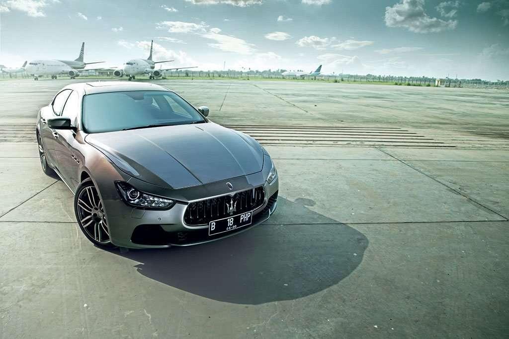 Maserati akan Debut Elektrifikasi Melalui Ghibli Facelift