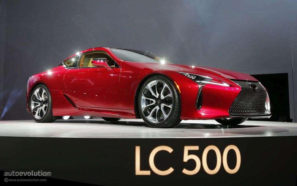 Lexus LC 500, Pesaing Mercy S-Class Coupe