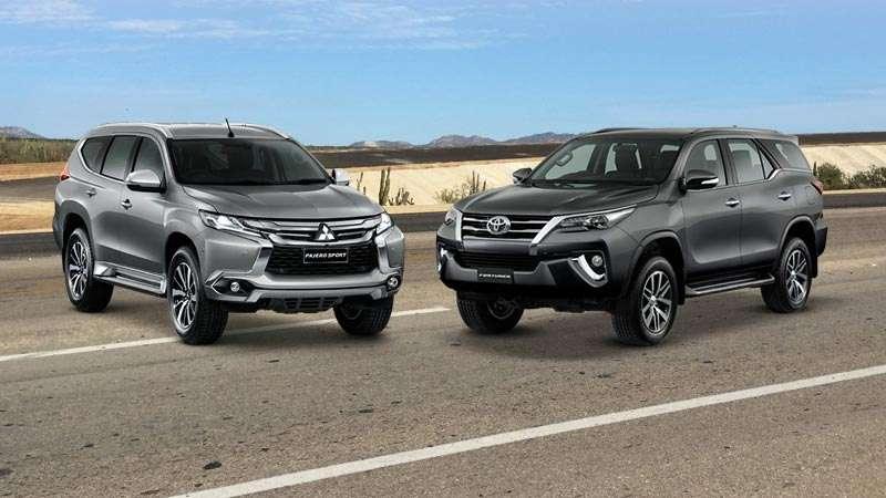 Pekan Depan New Toyota Fortuner Meluncur, Disusul Pajero Sport Facelift?