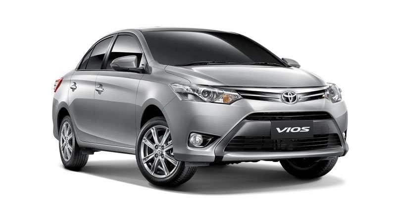 Toyota Vios Baru Gunakan Mesin Dual VVT-I dan CVT