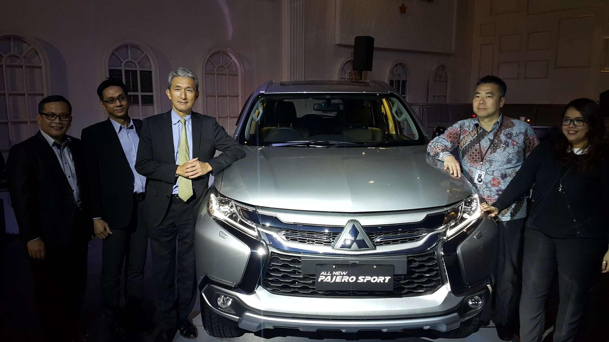 Meski Tahun Lalu Target Meleset, Mitsubishi Optimis Hadapi Tahun 2016