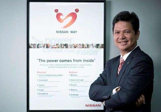 Antonio Zara Presdir Baru Nissan Motor Indonesia