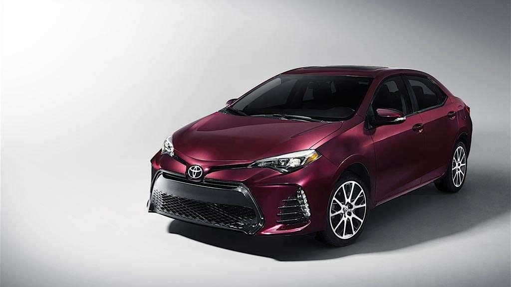 Toyota Perkenalkan Corolla Edisi Khusus HUT 50 Tahun