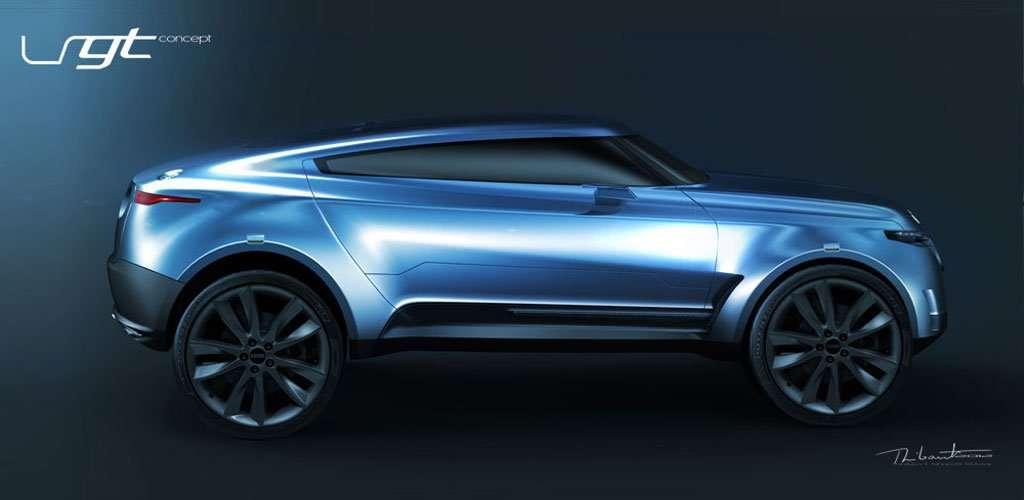 Land Rover Siapkan Pesaing BMW X6 dan Mercedes-Benz GLE Coupe
