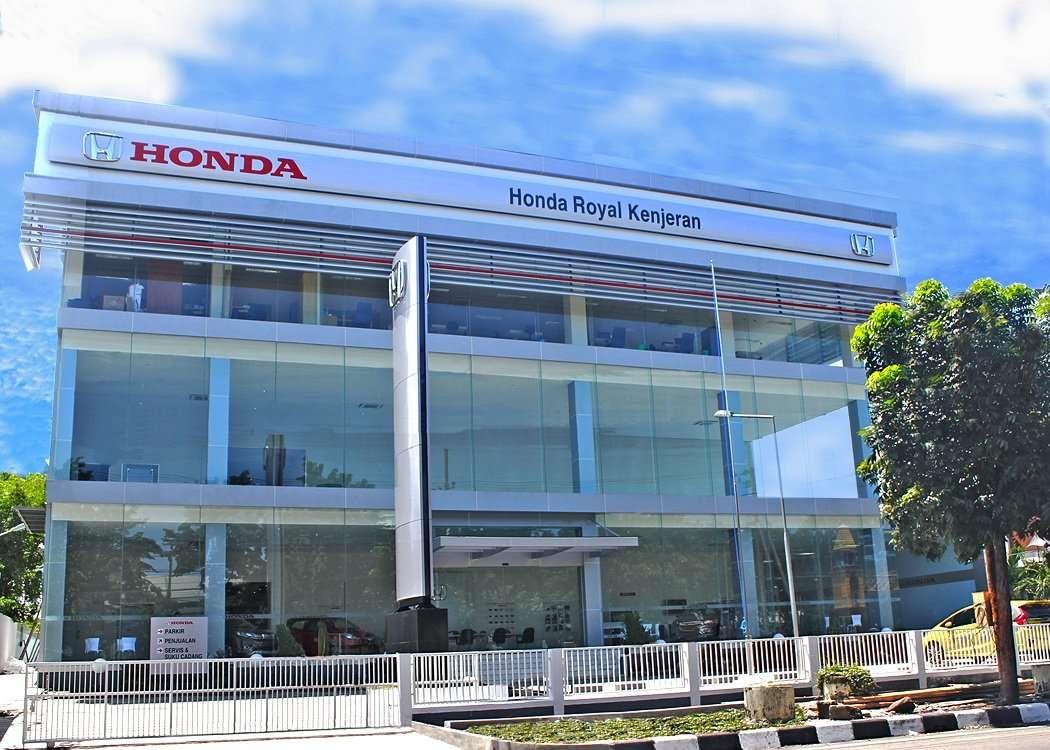 Honda Royal Kenjeran Dealer Ke 6 Di Surabaya Diresmikan Carvaganza Com