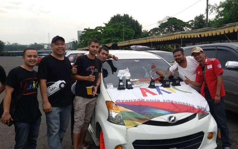 AXIC Sabet 5 Piala di Sentul Drag Race Seri ke-3