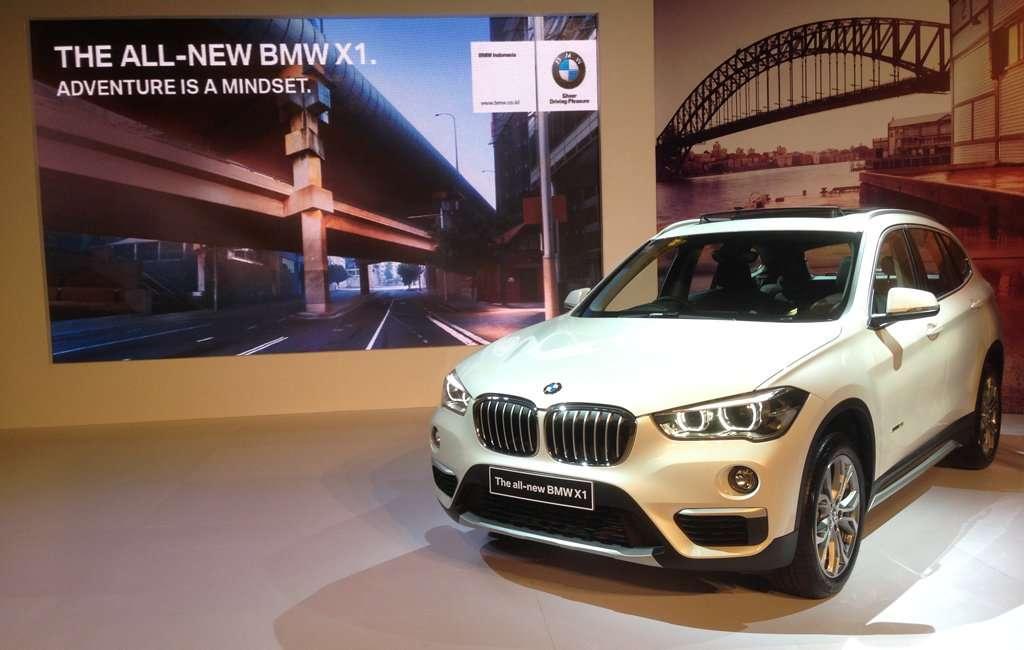 The All-New BMW X1 Rakitan Indonesia Resmi Diluncurkan
