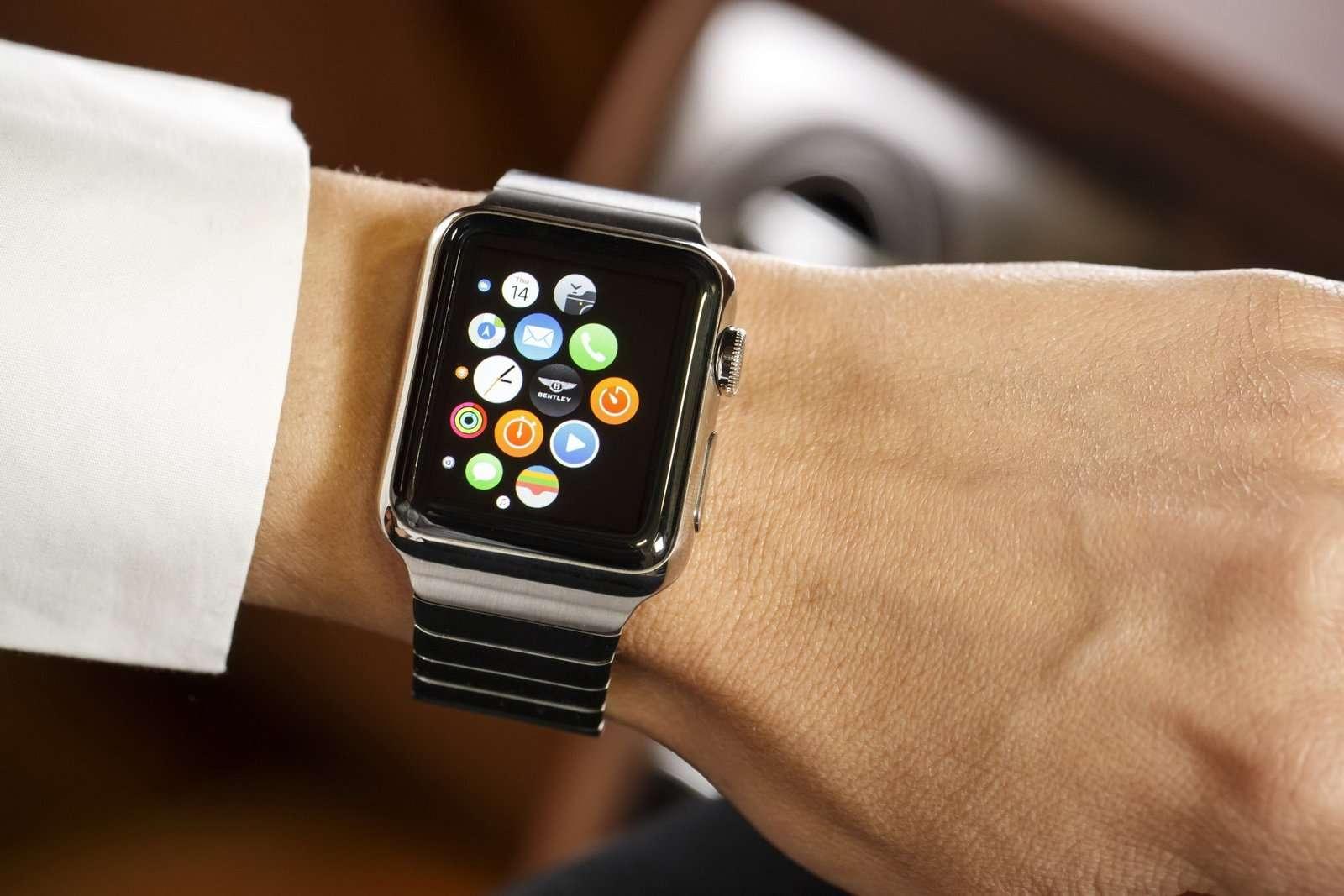 Bentley Bentayga Kini Bisa Dikendalikan Lewat Apple Watch