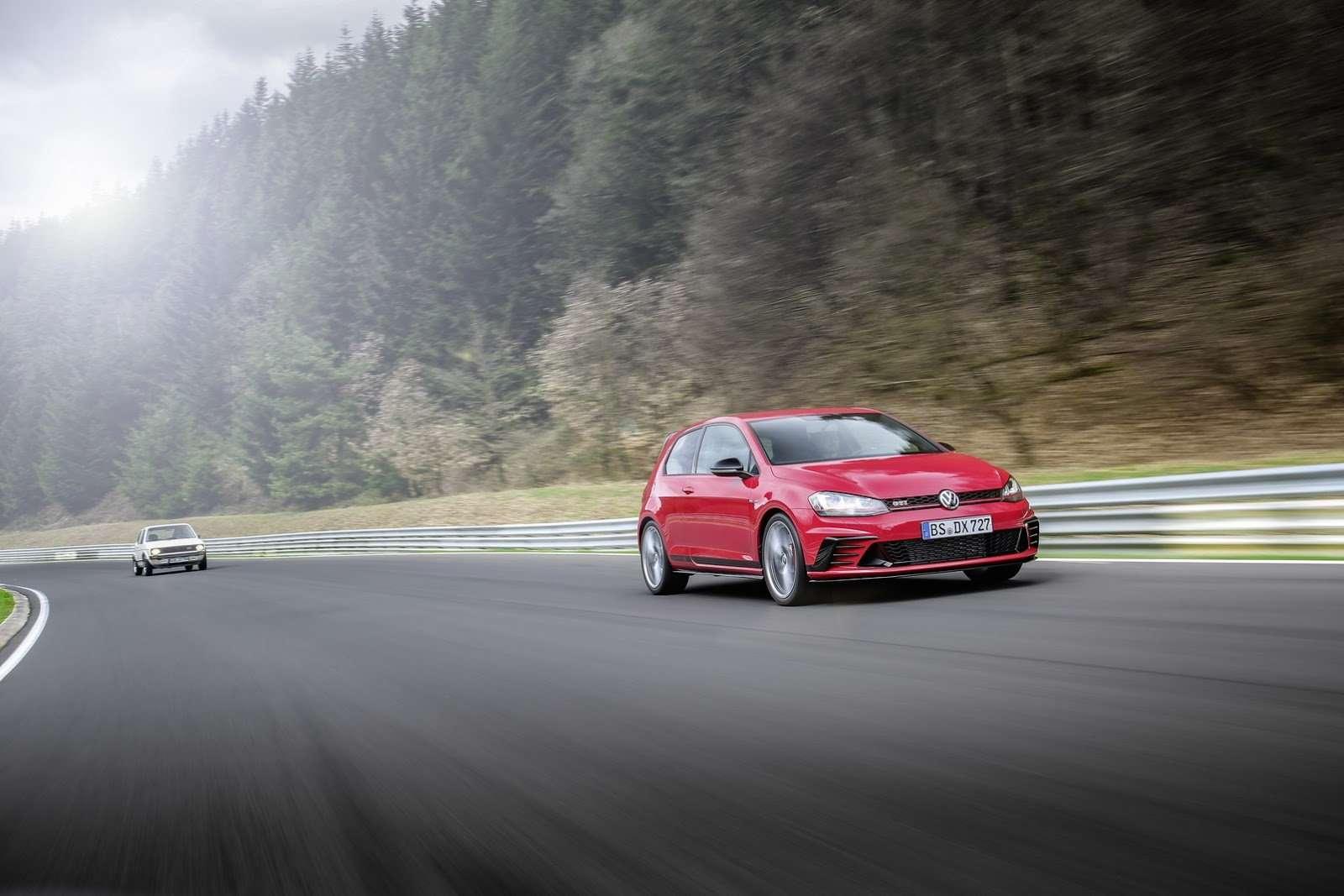 New VW Golf GTI Clubsport S Kalahkan M4 dan Hellcat di Nurburgring