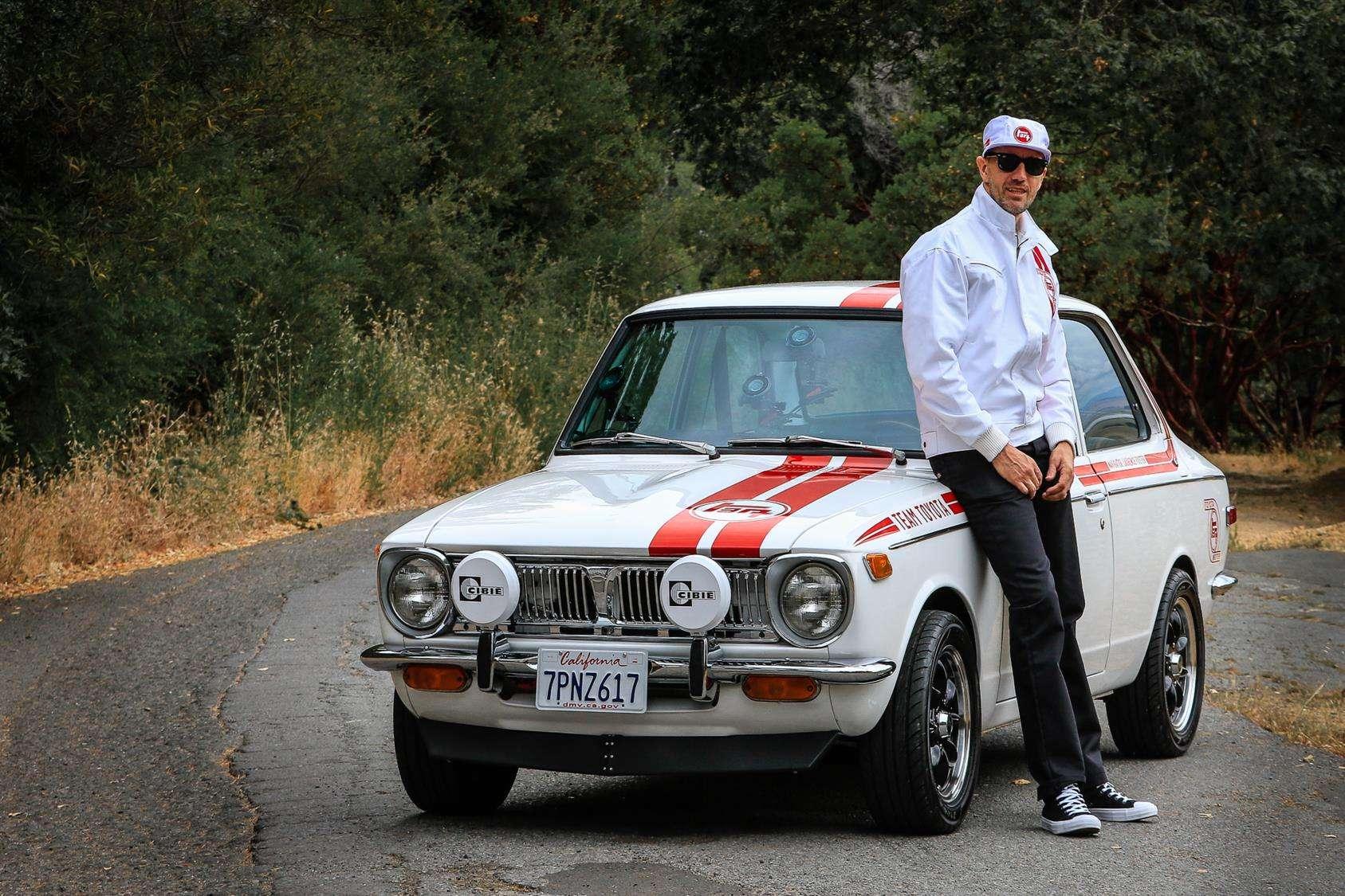 Toyota Corolla Generasi Pertama Meriahkan Vintage Endurance Competition