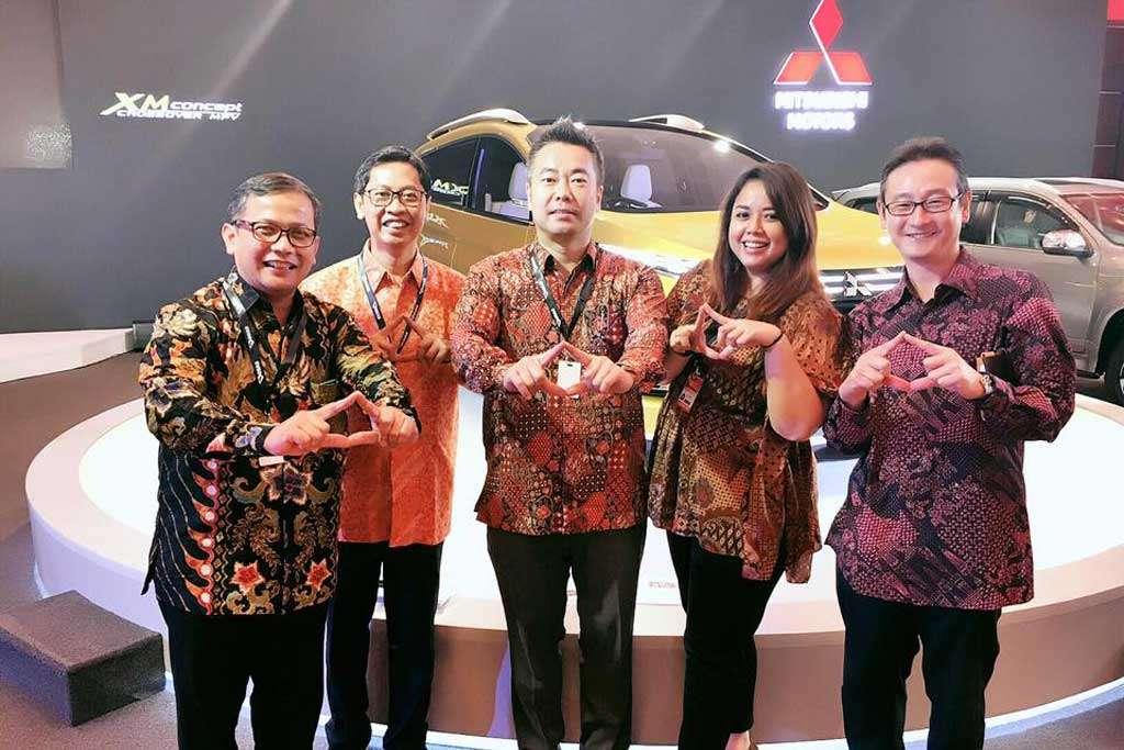 Mitsubishi Boyong 3 Mobil Andalan di GIIAS Surabaya