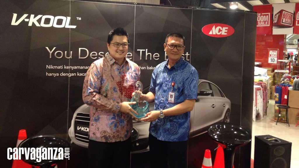 V-Kool Kini Tersedia di ACE Hardware