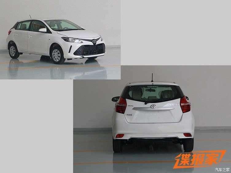 Toyota Vios Hatchback dan Yaris Sedan Baru