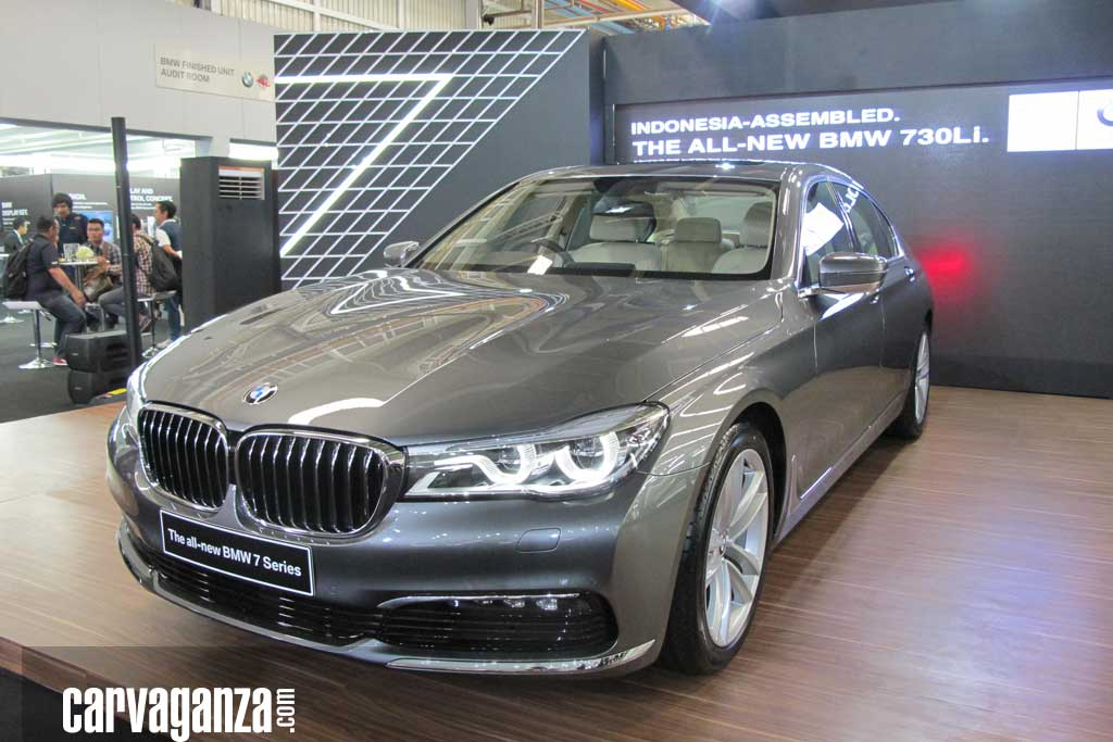 Ini Perbedaan Antara All-New BMW 7-Series Versi CKD dan CBU
