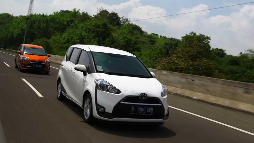 Dominasi MPV dan SUV, Toyota Kuasai Pasar 36%