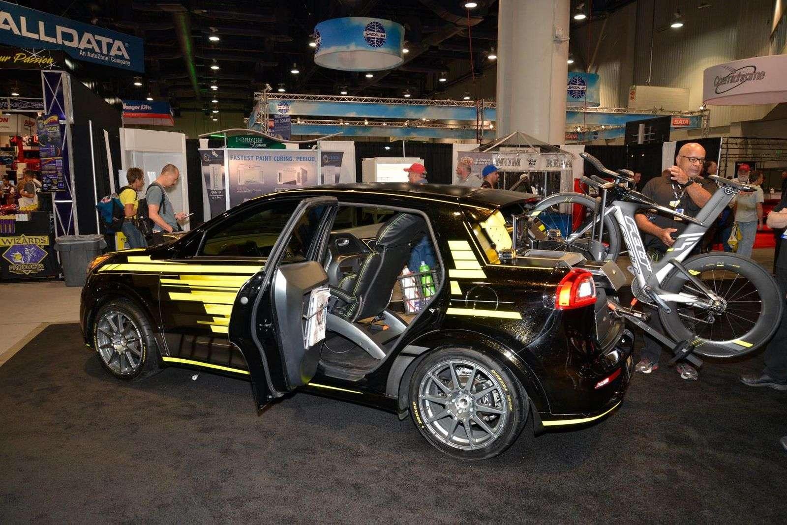 KIA Tampilkan 4 Mobil Konsep di SEMA Show 2016