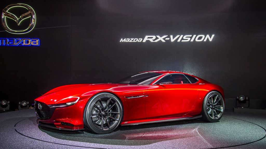 CEO Mazda Takkan Gunakan Mesin Rotary untuk Sports Car Baru Mereka
