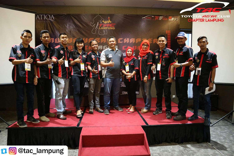 TAC Lampung Gelar Muschap Pertama