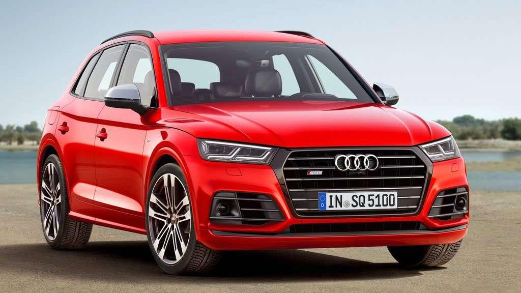 Audi SQ5, SUV dengan Kemampuan 0-100 km/jam dalam 5.4 Detik