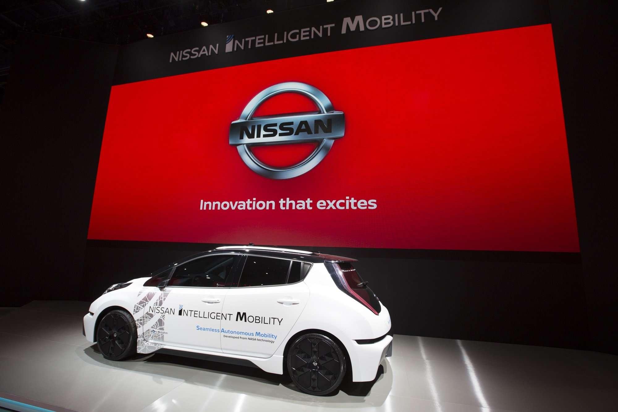 Nissan Hadirkan Terobosan Zero-Emission dan Zero-Fatality