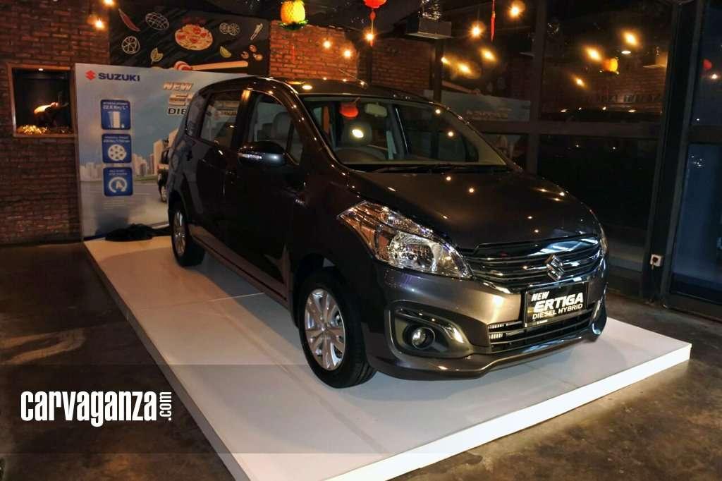 Suzuki New Ertiga Diesel Resmi Diluncurkan