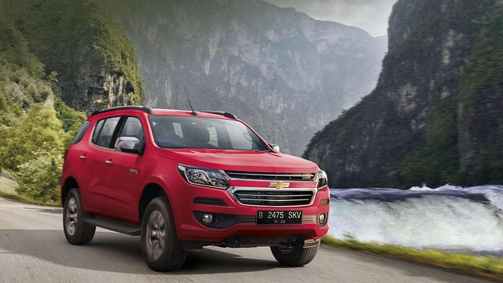 All New Chevrolet Trailblazer Segera Mengaspal 23 Februari