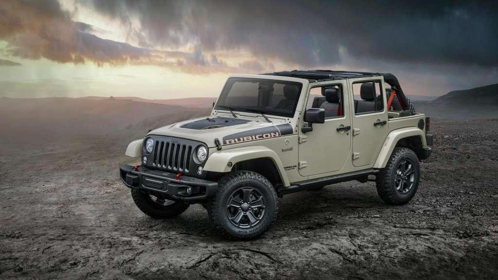 Jeep Wrangler Rubicon Recon Lebih Tangkas