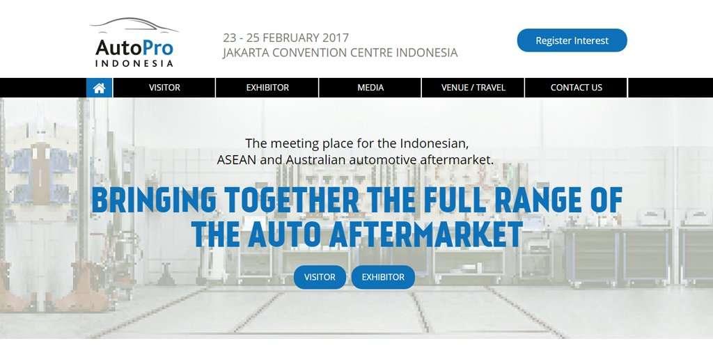 APM Mobil Ramaikan AutoPro Indonesia 2017