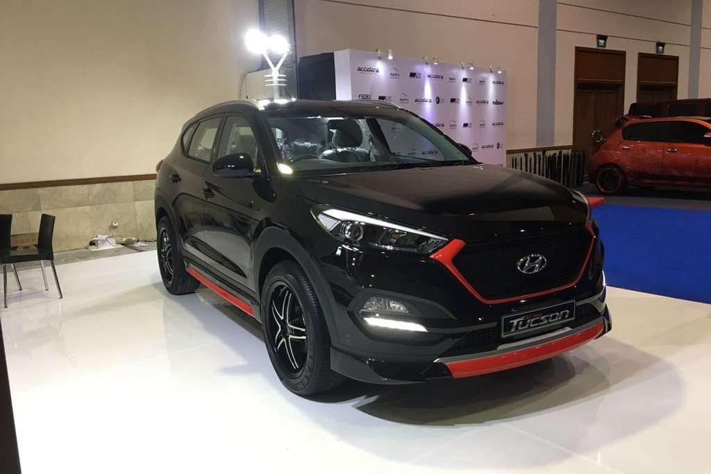 Hyundai All New Tucson Dress Up Hadir di AutoPro Indonesia 2017