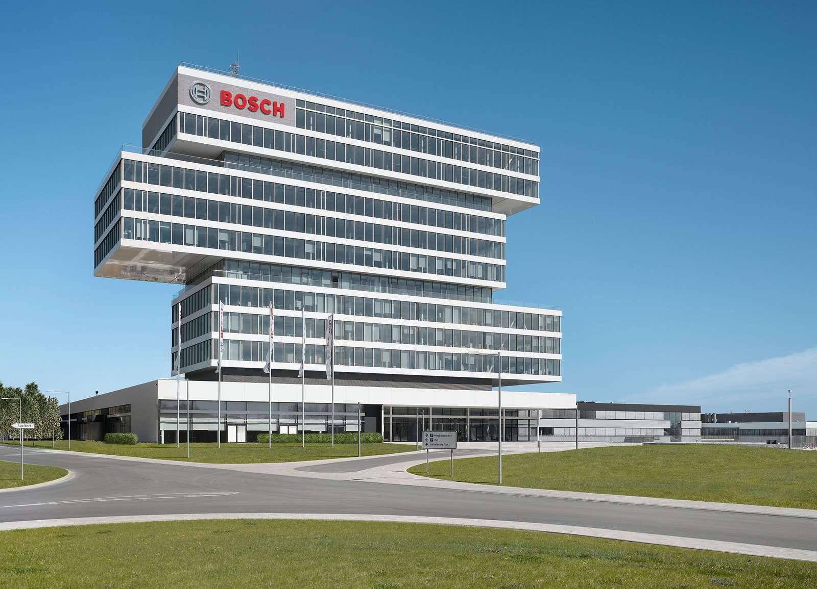 Bosch Raih Pertumbuhan Penjualan 3,5%