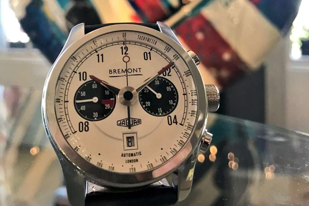 Bremont Jaguar MKII Chronograph