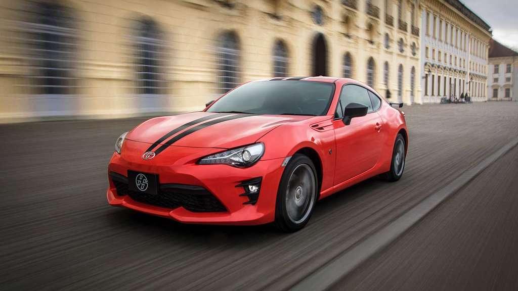 Generasi Baru Toyota 86 Siap Meluncur Tahun 2021