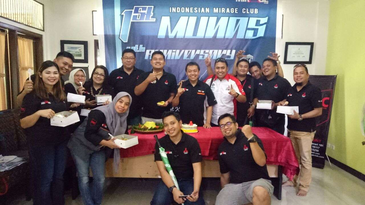 Indonesian Mirage Club Pilih Ketua Umum Baru