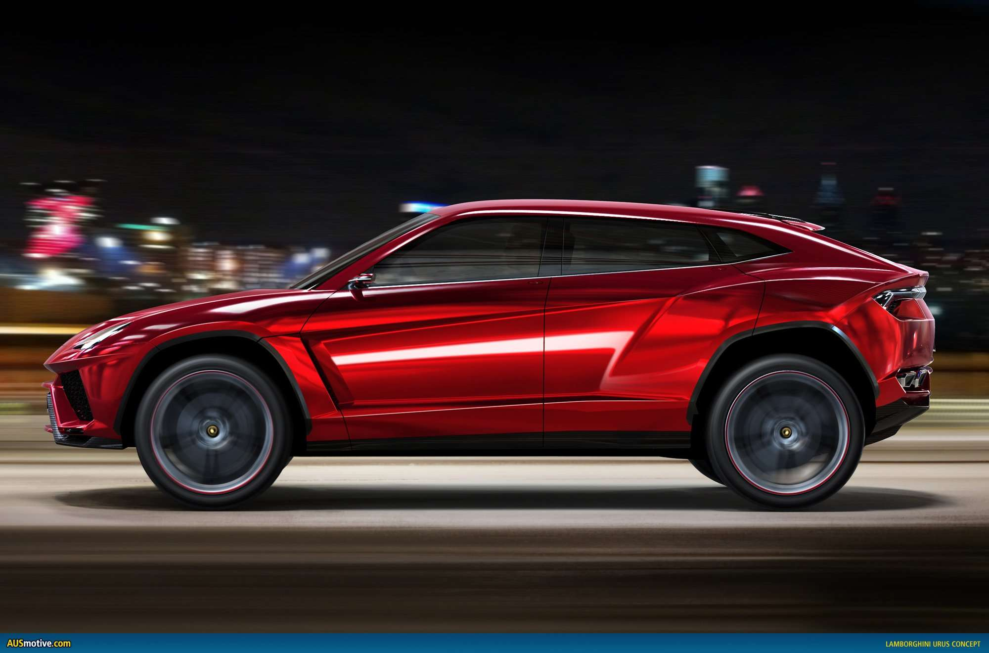 Lamborghini Urus Tak Minat Pecahkan Rekor Nurburgring