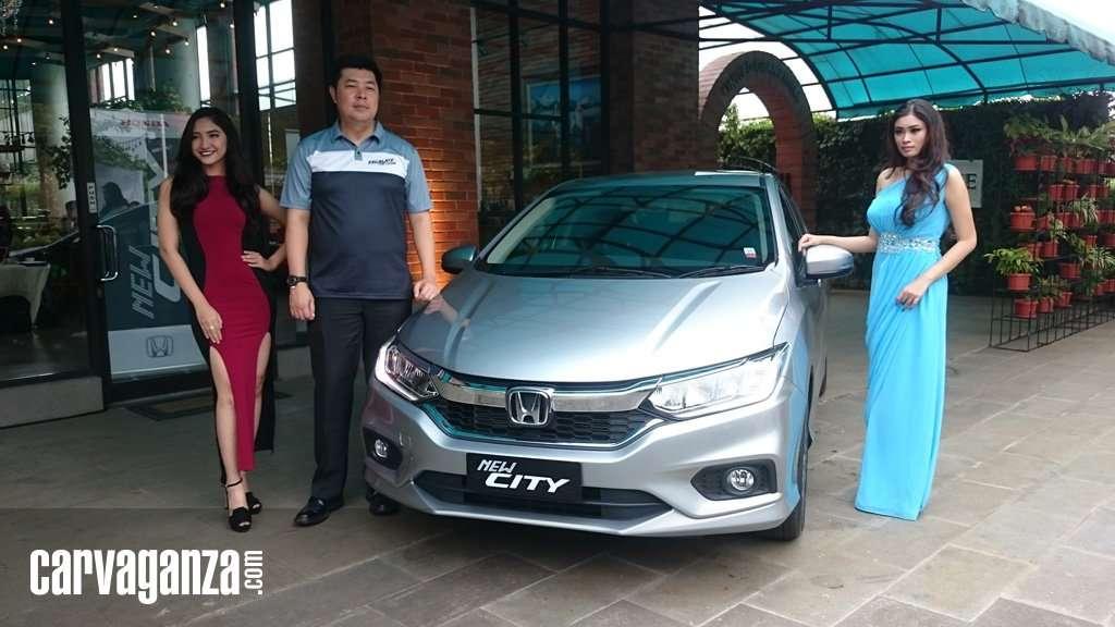 Honda City Ditargetkan Pimpin Segmen Mini Sedan